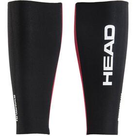 Head DF Flex Calves 3.1 Swimrun, rosso/nero